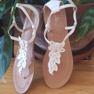 Jaclyn Smith Sandals